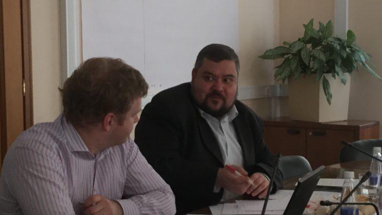 Владислав Кочетков делится опытом с F&0