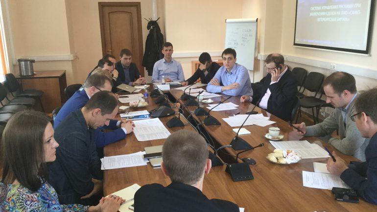 Рабочая группа по развитию биржевой торговли в НП РТС