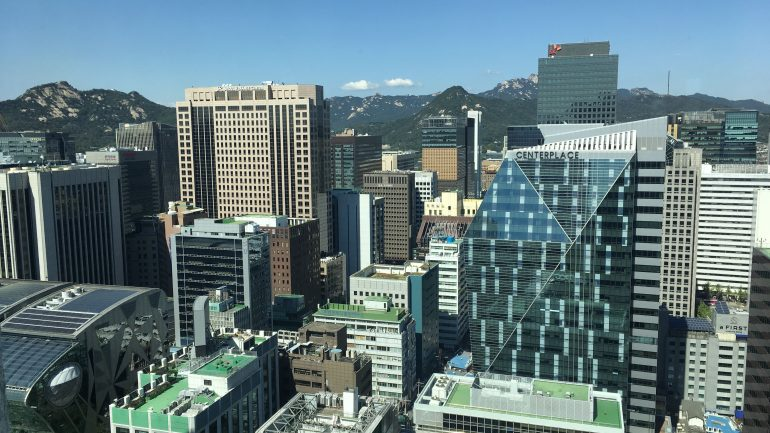 Многоэтажная Корея