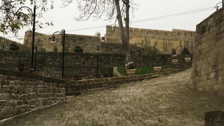 Дербент и его крепость